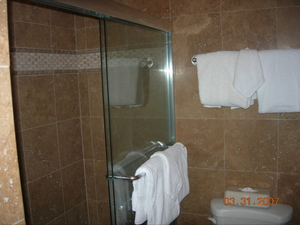 Tub shower-1br