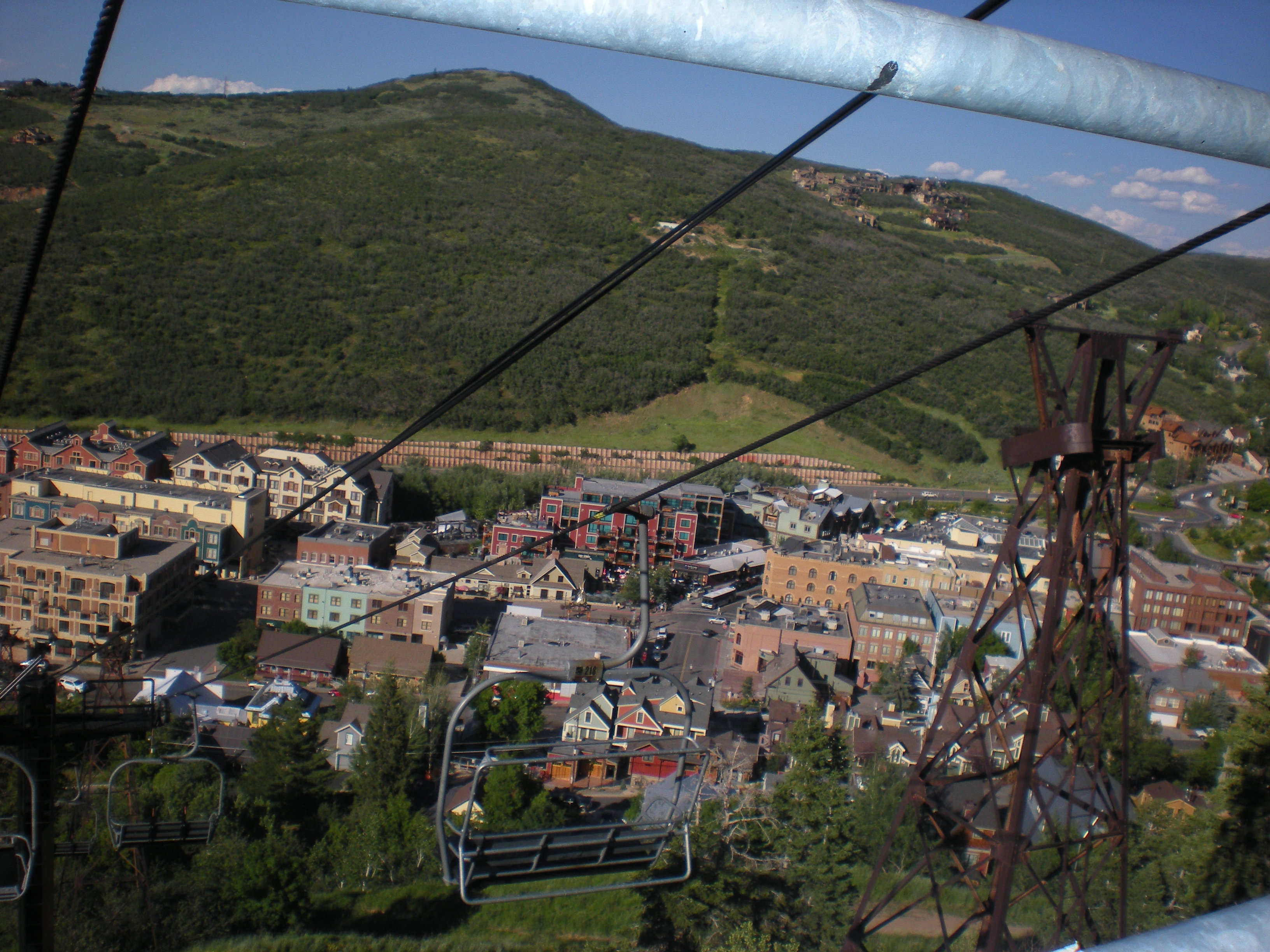 Town Lift to Main Street